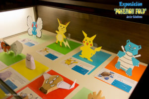 Pokemon Fold - Víctor Sánchez Infantes